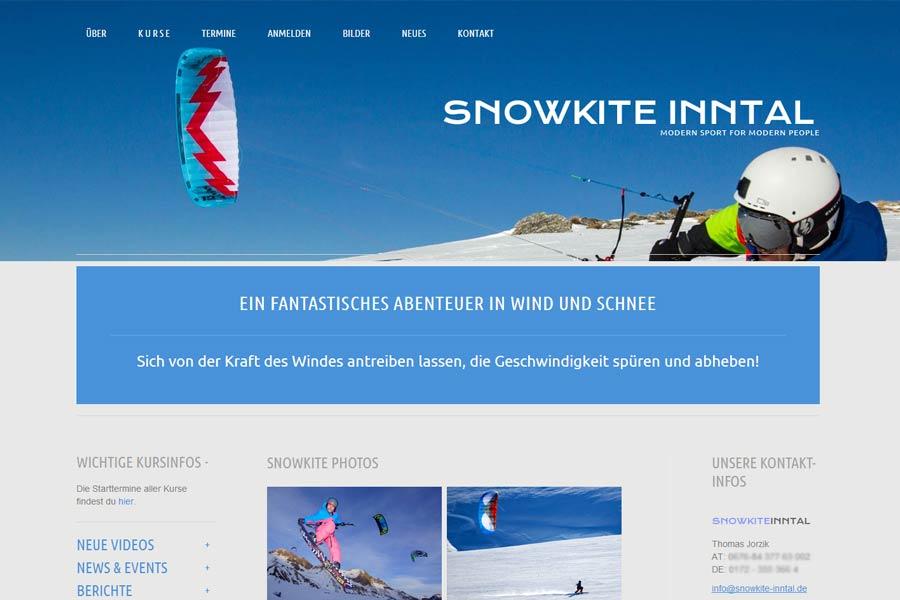 Snowkite Inntal Webdesign webdesign-internetauftritt-gestaltung-fulda