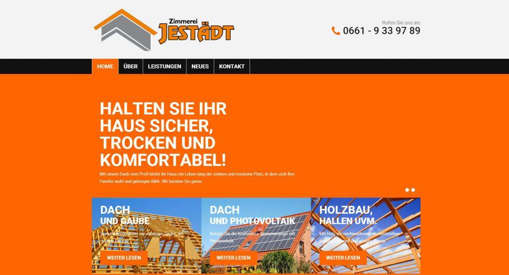 Zimmerei Jestädt Künzell